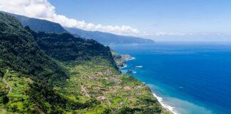 A ilha da Madeira